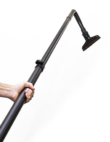 skyVac™ Internal High Reach Poles
