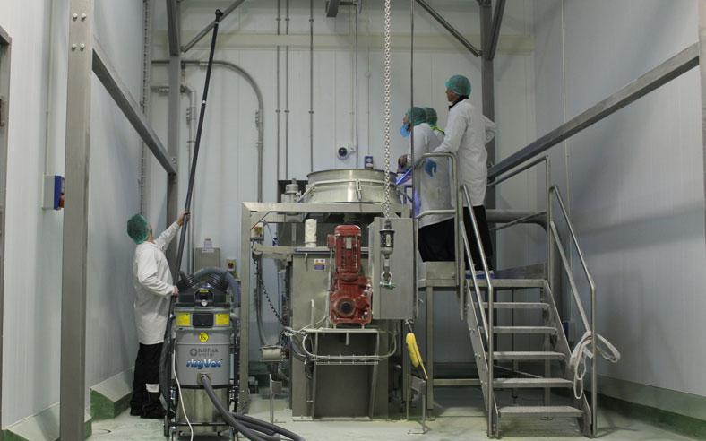 skyVac™ Atex Industrial Vacuums