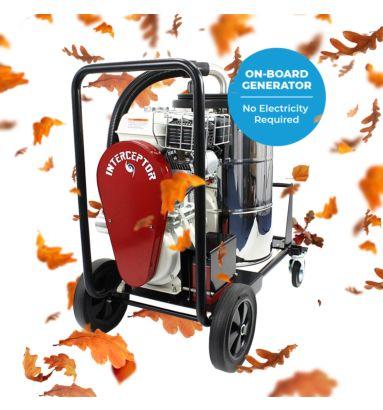 skyVac™ Interceptor Wet & Dry Gutter Vacuum