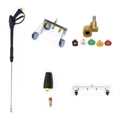 Bronze Pressure Washer Accessory Pack