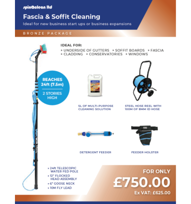 Stream a Clean - Fascia & Soffit Cleaning Packages