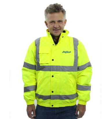 SkyVac Hi-Vis Safety Jacket