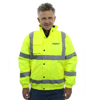 SkyVac Hi-Vis Safety Jacket