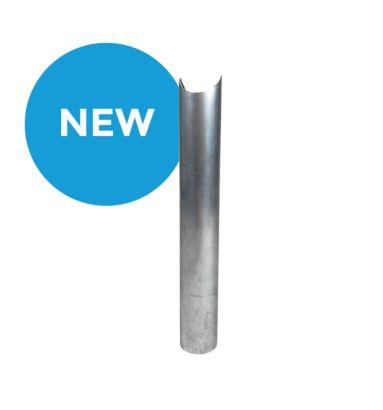 skyVac® Elite Scalloped Aluminium End Tool