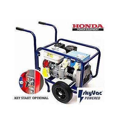 skyVac™ 5kva Petrol Generator for skyVac™ Industrial 85