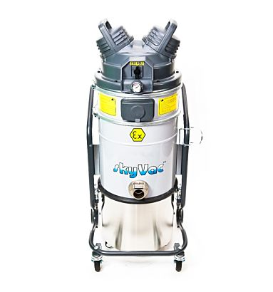 skyVac™ ATEX A37G Health & Safety Vacuum