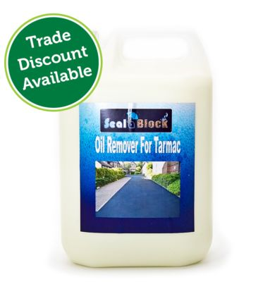 Spinaclean Oil Remover for Tarmac