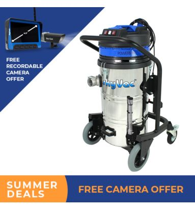 Free Recordable Camera Purchase with Purchase of Industrial 85