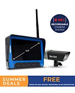 skyCam recordable camera system, Free with the skyVac Industrial 85 or Interceptor