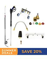 Pressure Washer Accessory Pack Summer Deals