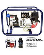 skyVac™ 2.7kva Petrol Generator for skyVac™  Atom