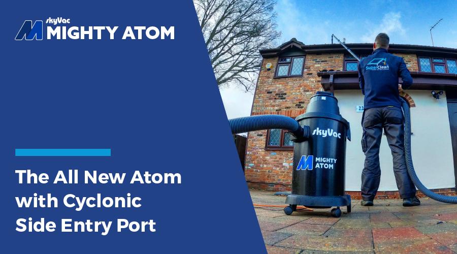 Mighty Atom Cyclonic Upgrade
