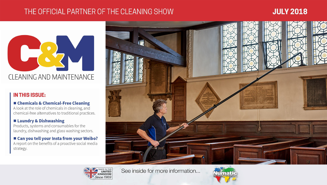 Reach for the SkyVac - Cleaning and Maintenance Magazine Article