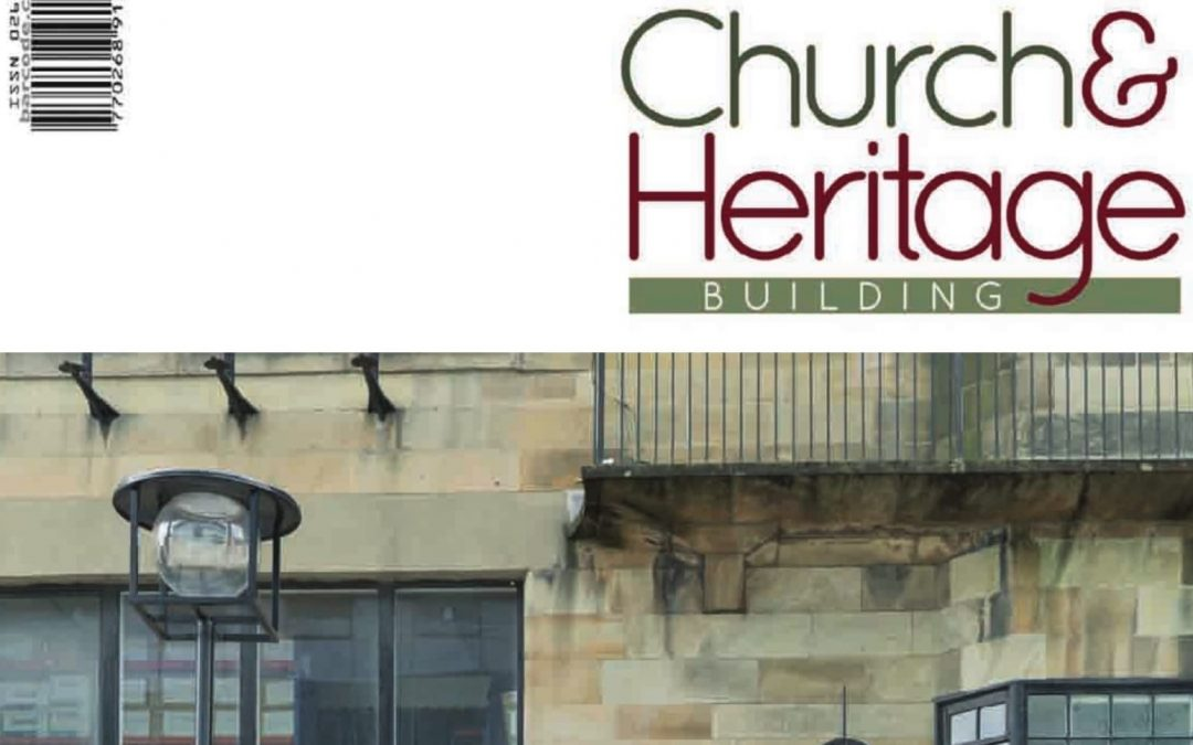 Church and Heritage Magazine Review SkyVac Internal