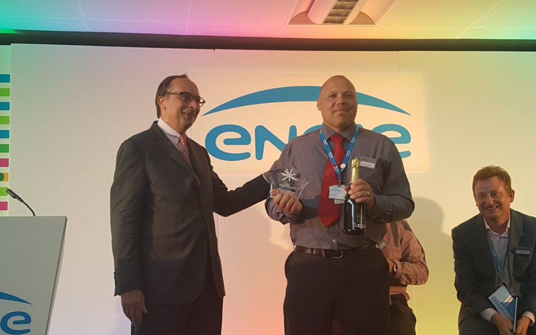 SkyVac wins prestigious award at Engie Innovation Day
