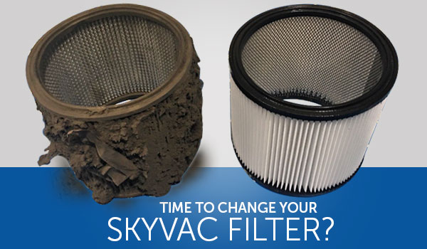 How to look after your skyVac™ Industrial 85