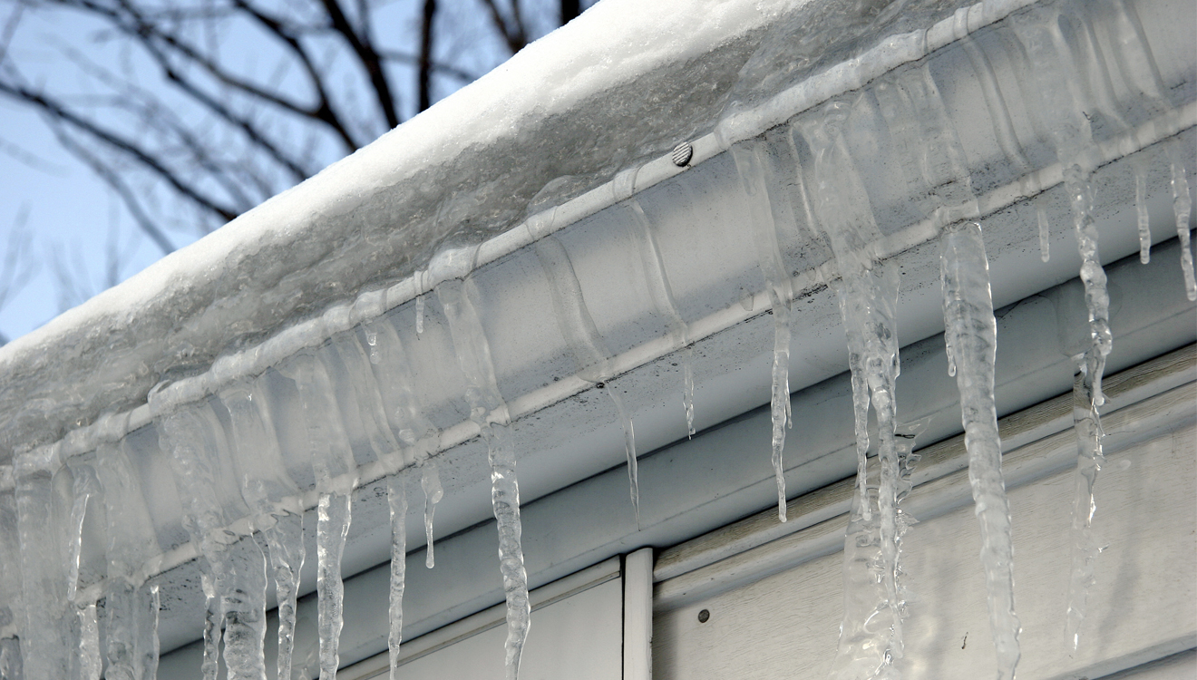 Top 5 Tips for Winter Ready Gutters