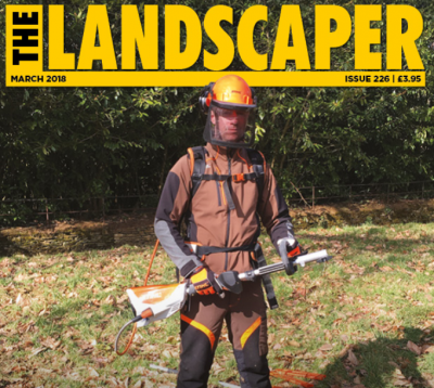 Landscaper Magazine Give Spinaclean a Glowing Review