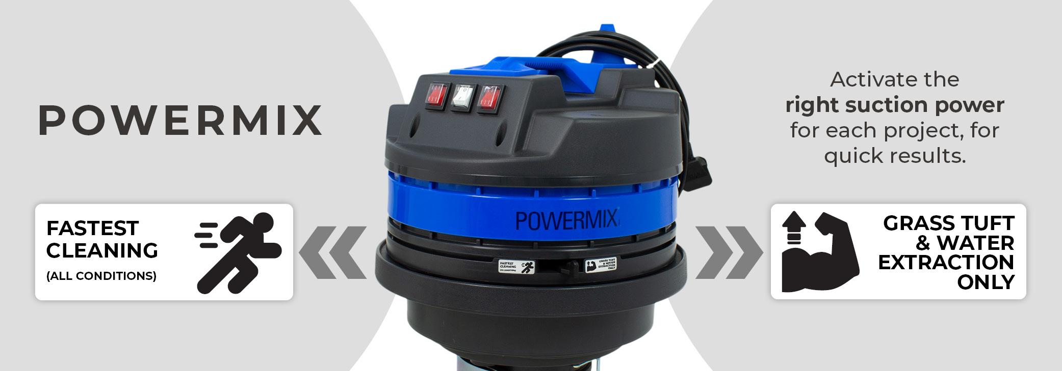 PowerMix Graphic
