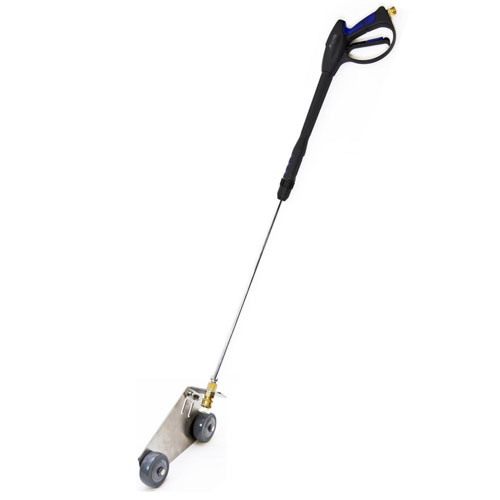 Single Nozzle Edge Cleaner for Pressure Washers - With Lance Assembly