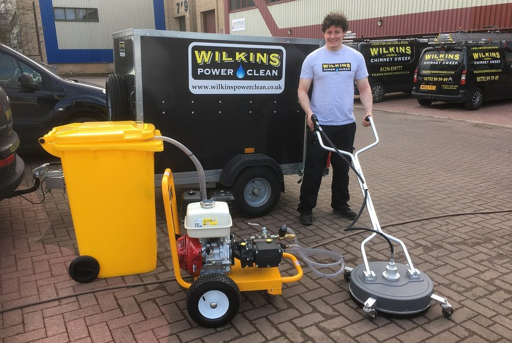 Wilkins Chimney Sweep partner with Spinaclean