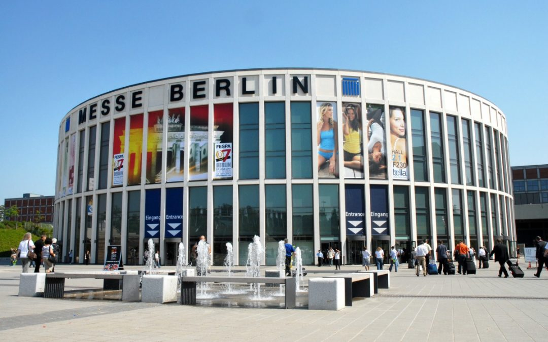 We're exhibiting at CMS Berlin Show 2017