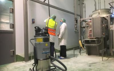 SkyVac ATEX reaches new heights
