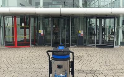 SkyVac's success at Nationwide Building Society