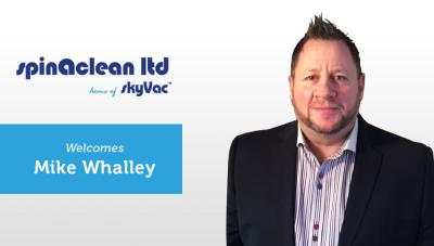 Introducing Mike Whalley
