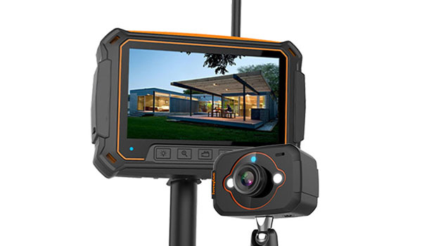 Surveycam™, the complete solution to high level inspection