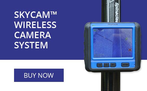 Spinaclean Camera