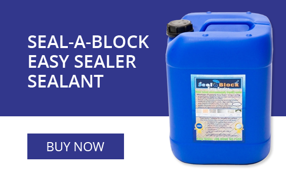 Spinaclean Paving Sealant